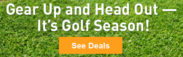 Great Golf Deals